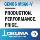 Image - Okuma's GENOS M560-V Easily Cuts Exotic Metals